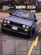 for bmw 325i repair manuals \u0026 literature ebay
