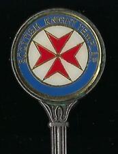 Scottish Knight Templar Vintage Souvenir Knife Opener