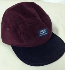 $35 Fifty five diesel maroon men's corduroy Nopresty cap baseball One size