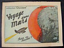 "Collection ""Occident"" Prégo1945 TBE"