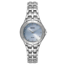 Seiko Recraft Series Women's Quartz Solar Watch SUP307
