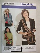 Day Bag Sewing Pattern 2275 S See Full Listing Info