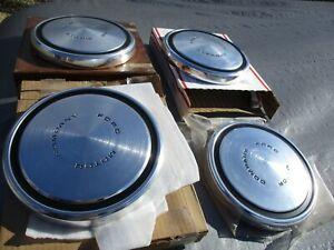 70-71-73 NOS Ford Mustang Boss 302 351 Torino Maverick Dog Dish Hub Cap Hubcaps