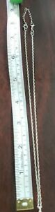 Retired James Avery Teardrop Cutout Cross Sterling Silver 925 Pendant Necklace