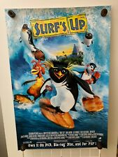 SURF'S UP LARGE MOVIE POSTER 27x41 New Video Store