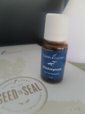 Young Living Wintergreen 15ml  100% pure essential oil NEW NEW