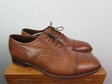 Charles Tyrwhitt Men's Brown Chestnut Leather Brogue - UK 13 @VGC@