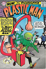 Plastic Man Comic Book #2, DC Comics 1967 VERY FINE+