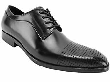 Kenneth Cole Mens Black Loafers Size 7.5 (336290)