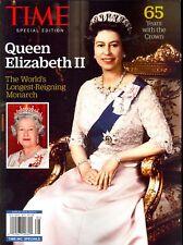 Queen Elizabeth II World's Longest-Reigning Monarch (2018)