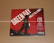 GREEN DAY - BULLET IN A BIBLE - DIGIPACK CD + DVD NEUF / SCELLE