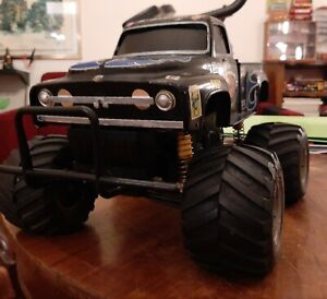 tamiya MIDNIGHT PUMPKIN    ford rc bf good rich