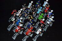 Peloton Tour de France 2017 - 22 équipes - Figurine cycliste - Miniatures