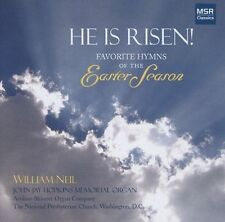 NEW He Is Risen! - Hymns of the Easter Season (Audio CD)