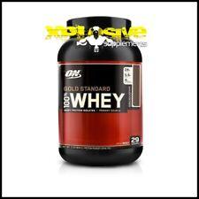 Optimum Nutrition 100% Whey Protein Powder 908g Vanilla Ice Cream Gold Standard