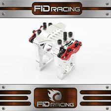 FID easy remove disc brake mid transmission gear box bracket brace Losi 5ive t