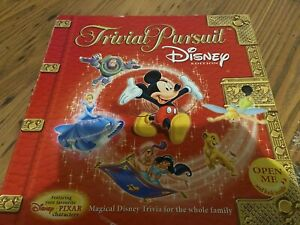 Disney Trivial Pursuit Spares Extra Additional Pieces Replacement Board Game