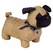Türstopper Türstop Mops Hund aus Stoff NEU 30 cm 1,4 kg