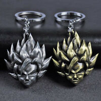 Anime DBZ Dragon Ball Z Keychain Keyring Pendant Key Ring Accessories key Holder