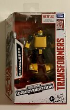 Transformers War For Cybertron: Bumblebee Netflix Walmart Exclusive