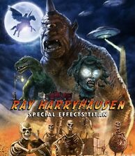 RAY HARRYHAUSEN SPECIAL EFFECTS TITAN New Sealed Blu-ray