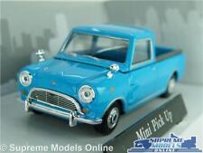 AUSTIN MORRIS MINI PICK UP MODEL CAR VAN 1:43 SCALE BLUE CARARAMA K8Q