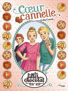 BD - LES FILLES AU CHOCOLAT > TOME 12 / CASSIDY, GRISSEAUX, EDITION JUNGLE