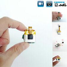 Tiny pinhole hidden camera Micro Recorder Video DVR portable nanny spy camera