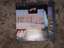 MINT PINK FLOYD Versailles 1988 WHITE WAX LIMITED FRENCH TOUR momentary lapse LP