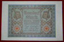 GERMANY 100 REICHSMARK WEIMAR REPUBLIC TREASURY NOTE 1.11.1920. P69a