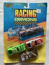 Vintage 1990 Road Champs Racing Demons Pirelli Porsche Dr Pepper Nissan Slice