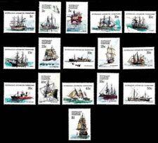 Postfrische Briefmarken aus Australien, Ozeanien & der Antarktis als Spezialsammlung