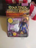 "Playmates Star Trek Starfleet Academy Cadet Geordi Laforge 4+"" Action Figure"