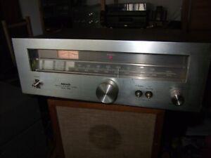 sintonizzatore tuner vintage nikko fam 450