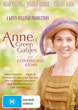 Anne of Green Gables : Continuing Story : NEW DVD