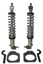 Rear Coil Over Kit | QA1 18 Way Single Adjustable Shocks & 150# Springs