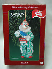 1998 Carlton Cards Clarabell The Howdy Doody Show