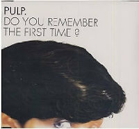PULP - Do You Remember The First Time?  -  Original 1994 UK  3-track  CD  single
