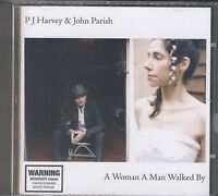 PJ Harvey, John Parrish - A Woman A Man Walked By CD