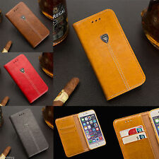 Apple Mobile Phone Wallet Cases with Card Pocket