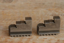 Lot Of 2 Dunlap Sears Craftsman Metal Lathe Chuck Jaws 19885