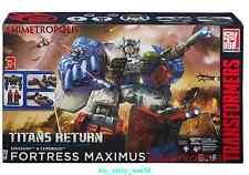 DHL Sale HASBRO Transformers Generations Titans Return Fortress Maximus EXPRESS
