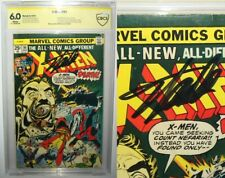 X-Men #94 SIGNED STAN LEE SS CBCS>CGC 6.0 Signature Series New Team Starts 1975