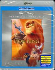 DISNEY-THE LION KING DIAMOND COLLECTION MOVIENEX-JAPAN Blu-ray+DVD J50 zd