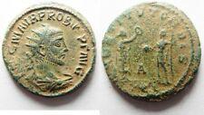 ZURQIEH - aa4917- PROBUS AE ANTONINIANUS