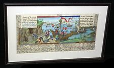 German Print Repro of The Chronicle of the Crusader Kingdom of Jerusalem (Drt)