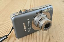 Canon PowerShot SD1200 IS Digital Compact Camera - 10MP - 8GB SD Card, Charger