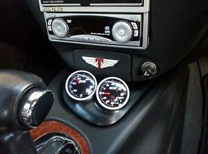 Au Gauge Pod  Ford Falcon Fairlane Xr6 Xr8   - PLAZTECH