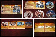 EROS RAMAZZOTTI box 4 cd THE ORIGINAL ALBUMS COLLECTION (2012) Grecia