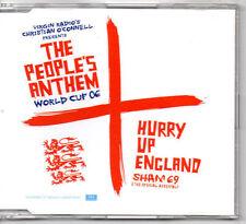 Sham 69 - Hurry Up England CD single